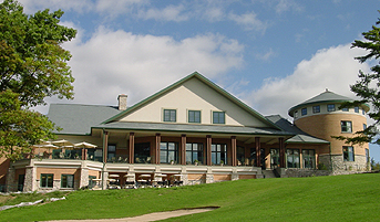 South Bend Country Club exterior