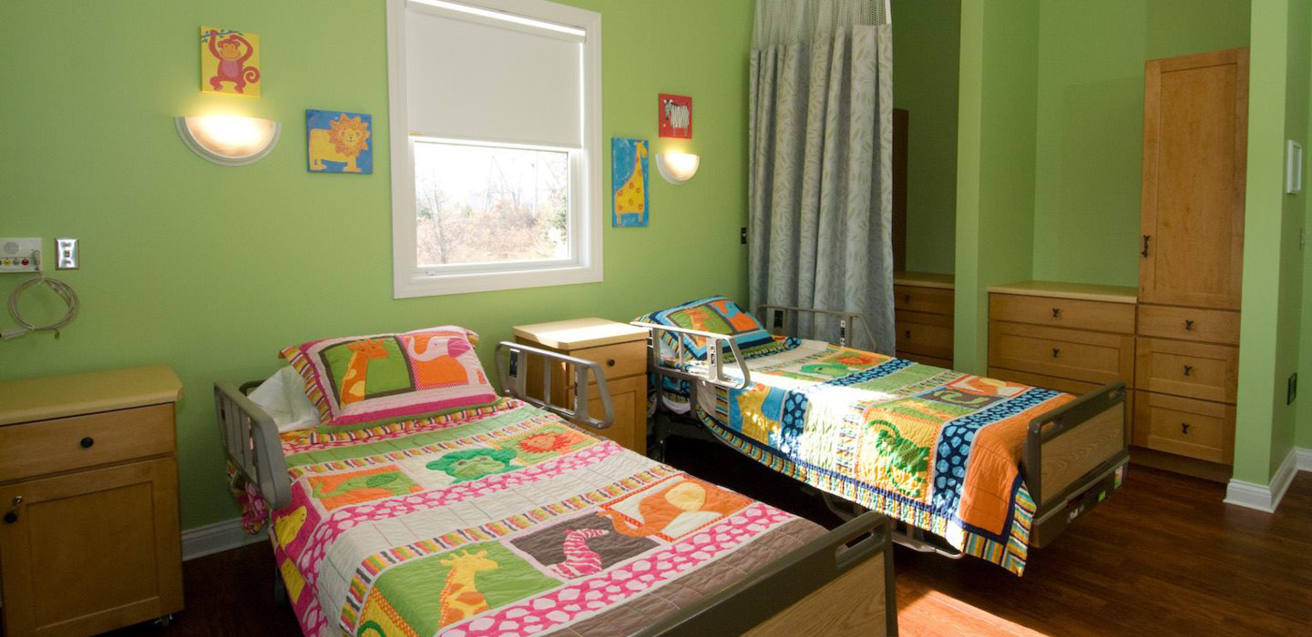 A Rosie Place for Children jungle room design