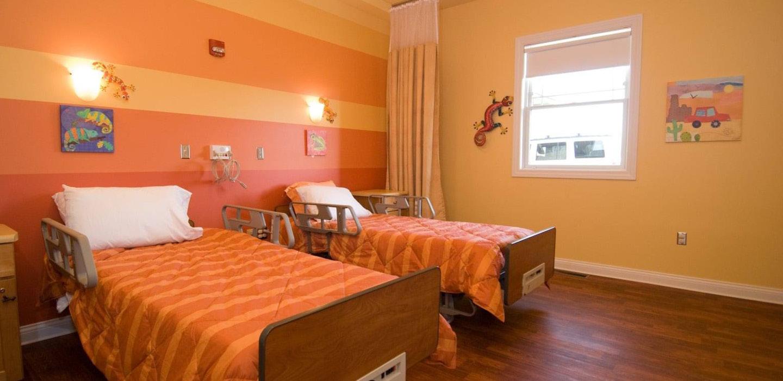 A Rosie Place for Children desert room design