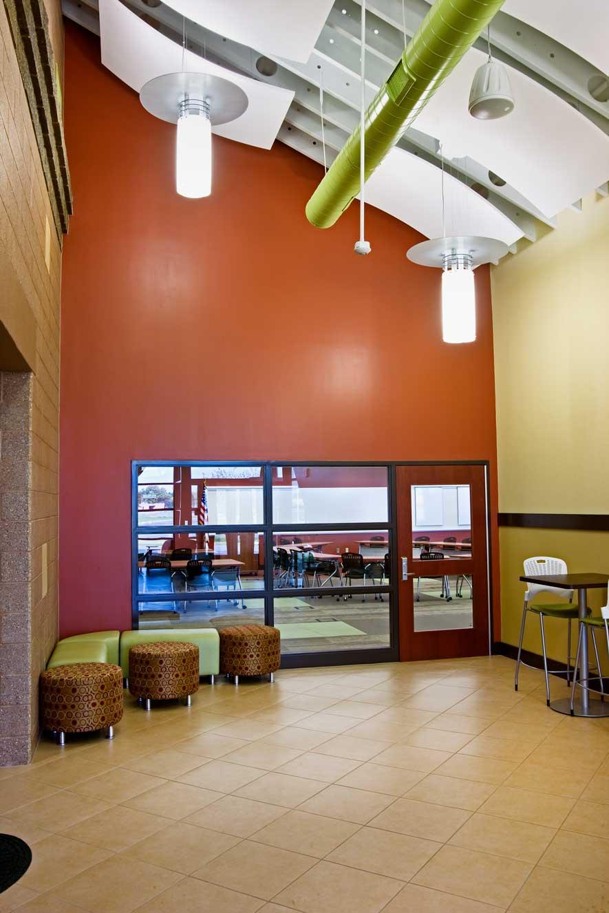 BSPS Virtual Academy interior view