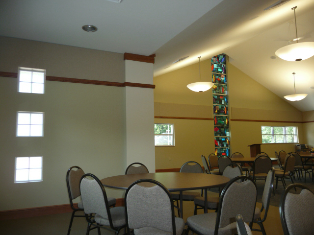 St. Paul's Lutheran Church Fellowship Hall