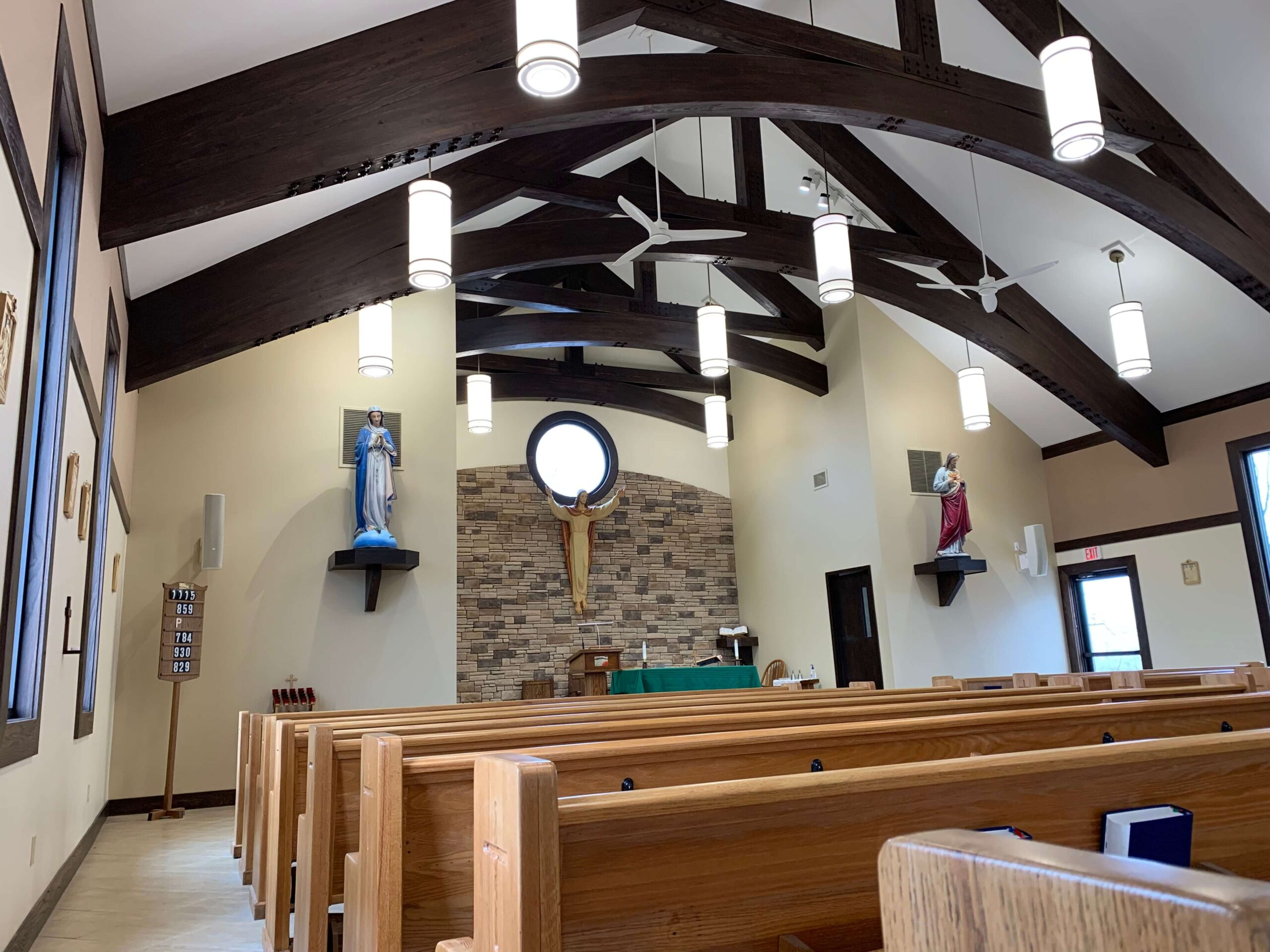 St. Clare Church