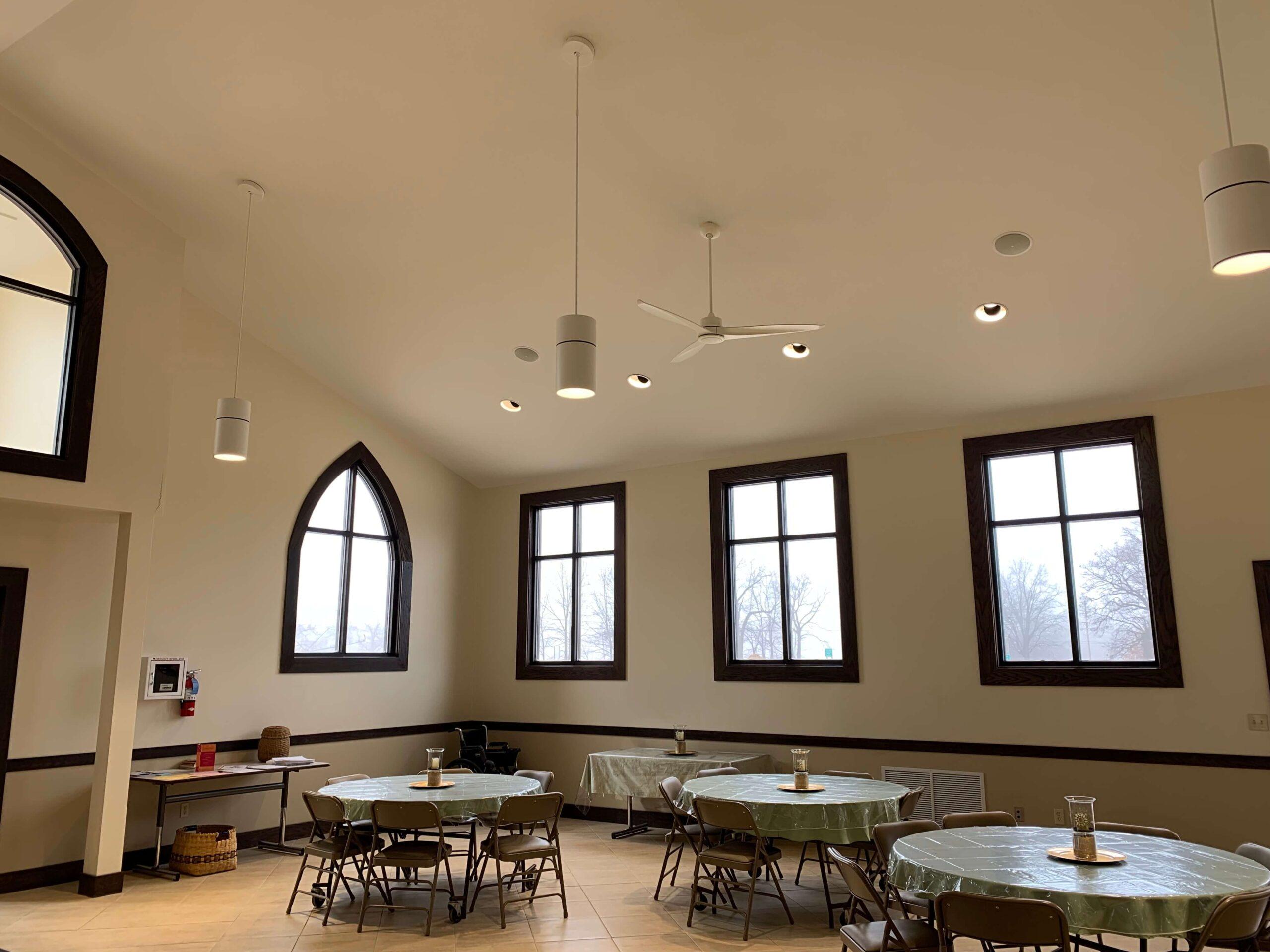 St. Clare Church - Interior