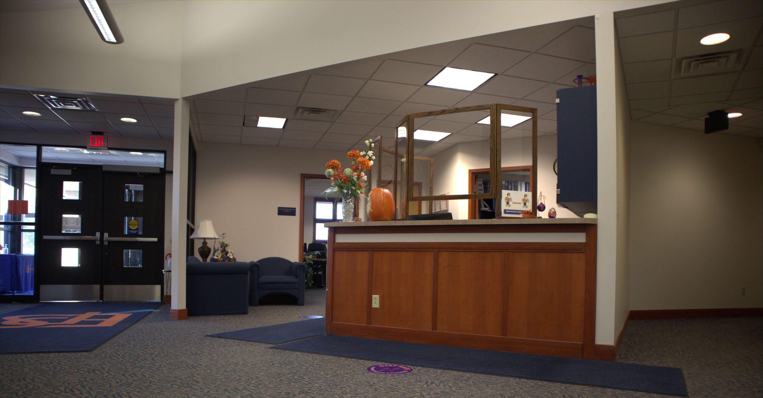 Edwardsburg Admin Interior 2