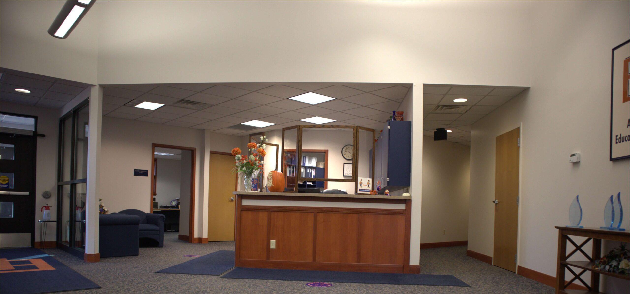 Edwardsburg Admin Front Desk