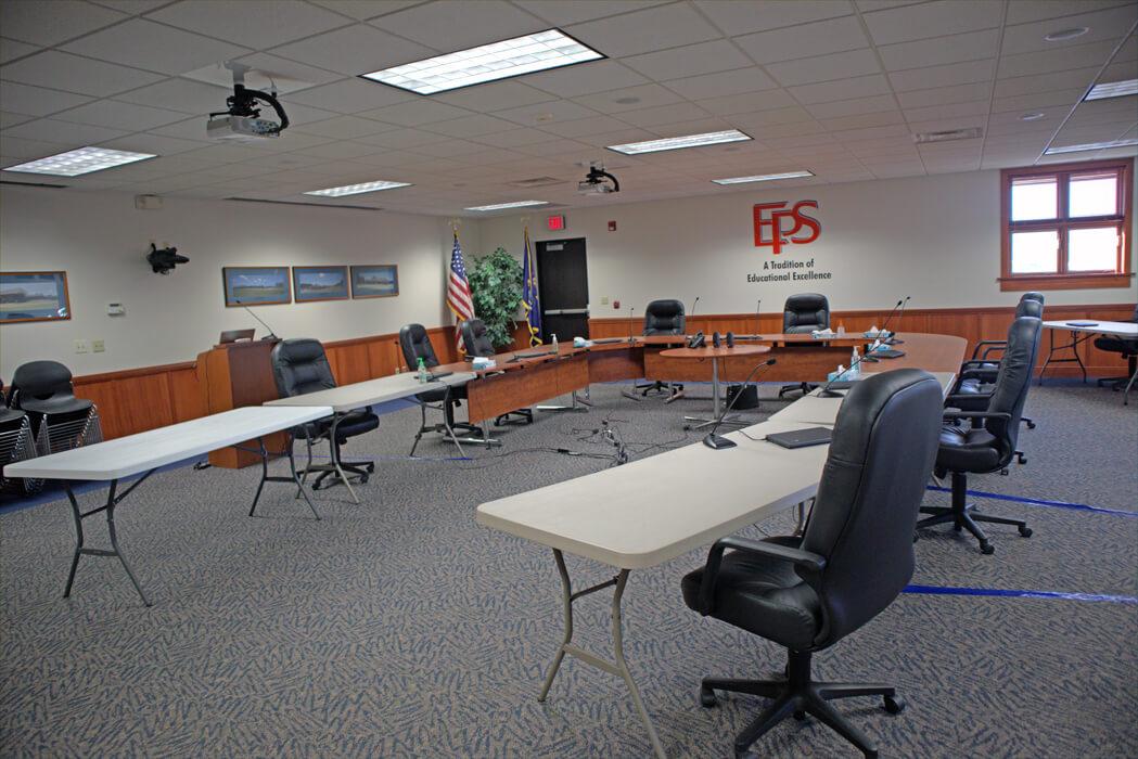 Edwardsburg Admin Conference Room