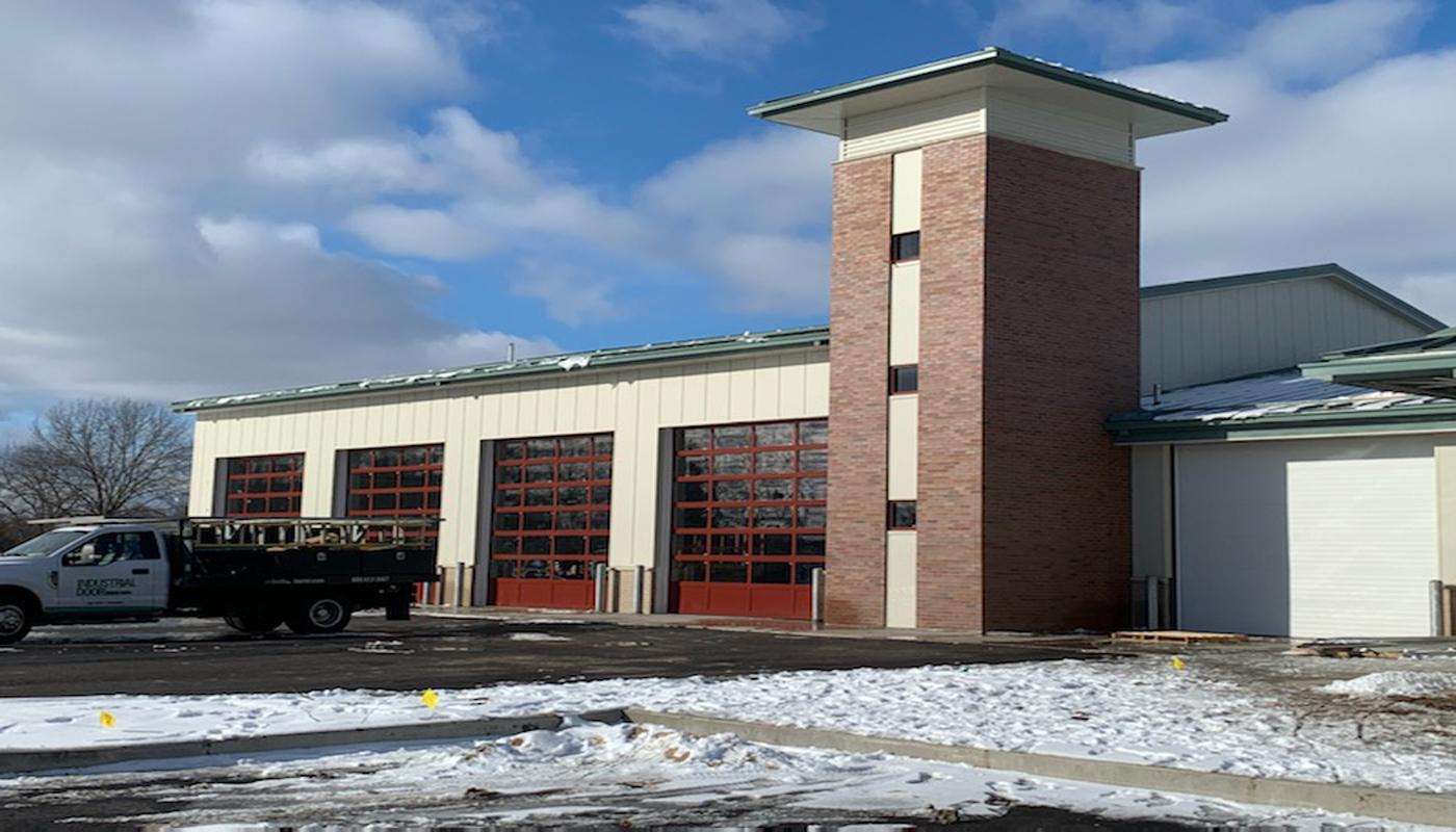 Cleveland Fire Station 1.28.21