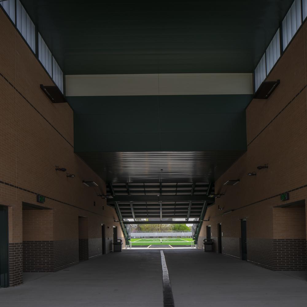 Sylvester Stadium Entry