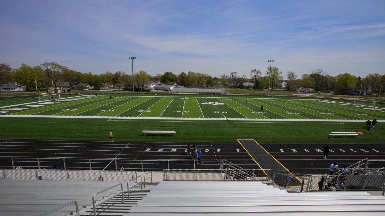 Sylvester Stadium Field