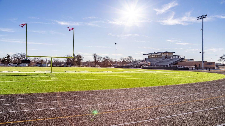Berrien Springs Sylvester Stadium - Double Bend Running Track - Blog