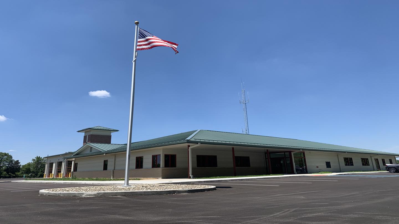 Cleveland Fire Station Exterior 2