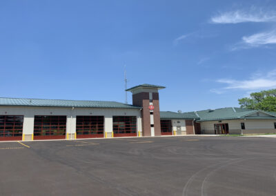 Cleveland Township Fire Station