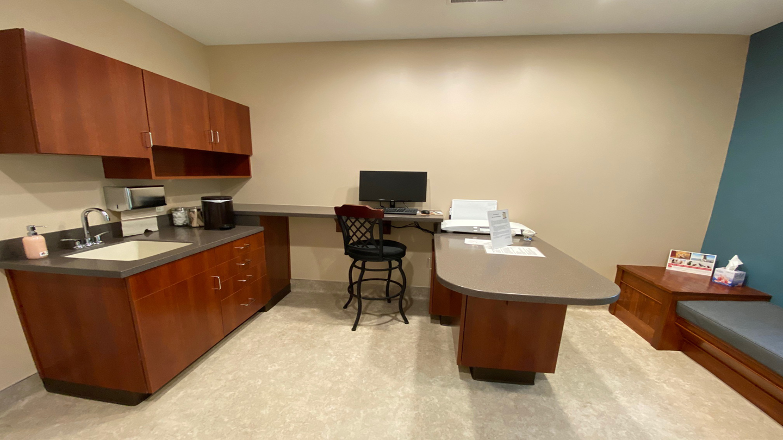 Center for Animal Health - Exam Room