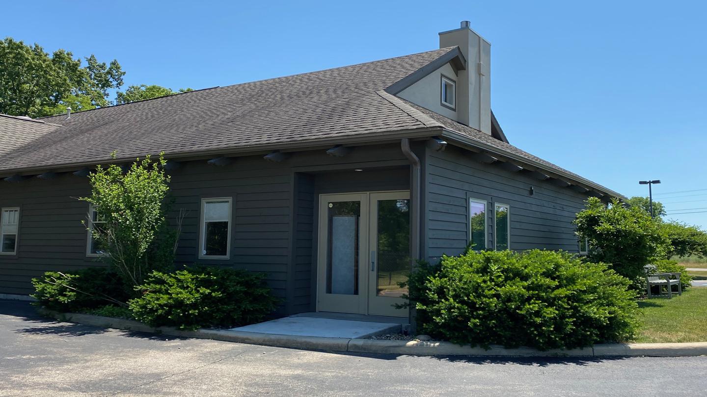 Center for Animal Health - Entrance
