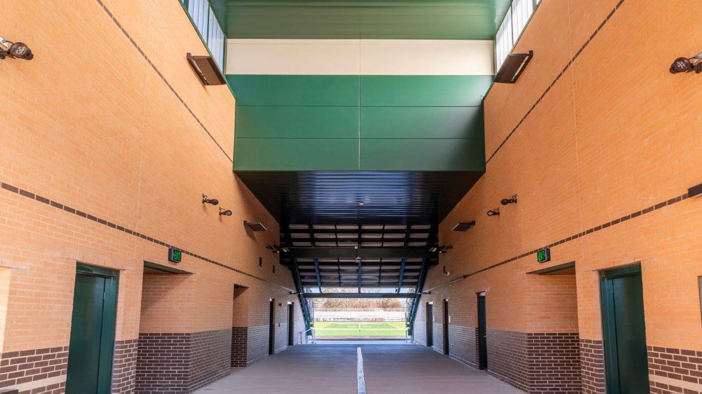 Berrien Springs Sylvester Stadium - Tunnel - Blog