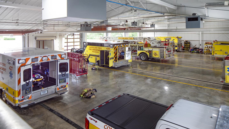 Cleveland Fire Station 7.13.21